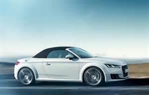 Audi Tt Roadster Convertible Audi Tt Roadster Audi Co Uk