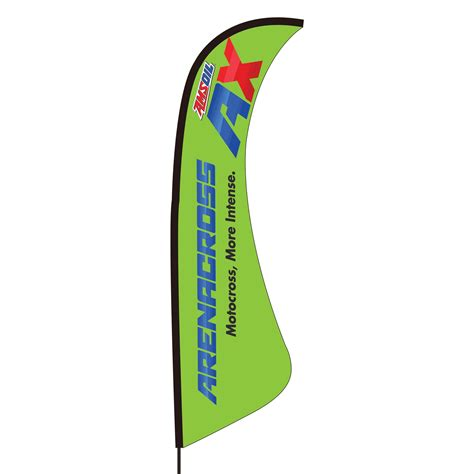 Selasa Promo Bunting Flag Motif Pizza promo catering sailing feather flag large