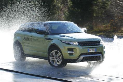 range rover evoque 2wd range rover evoque 2wd prototype reviews complete car