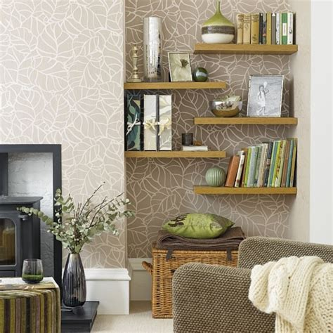 how to decorate a wall shelf 21 floating shelves decorating ideas floating shelves