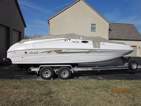 1999 mariah deck boat jubilee mariah 244 jubilee deckboat 1998 for sale for 5 000