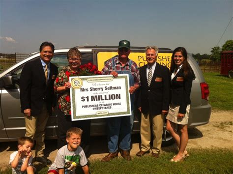 The Pch - meet the newest publishers clearing house superprize winner pch blog