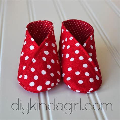Diy Crib Shoes by Baby Shoes Pattern Diy