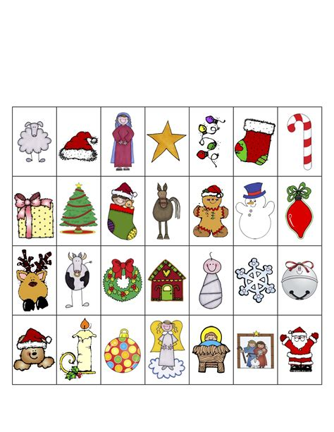 free printable nativity advent calendar jesus christmas calendar clipart