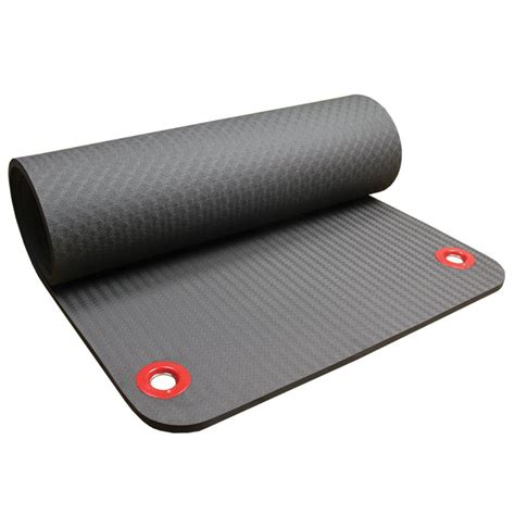 1 Mm Mat by Pilates Mad Align Pilates 10mm Studio Mat With Eyelets
