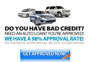 get a new car with bad credit low interest rate car loans bad credit auto loan at 2016