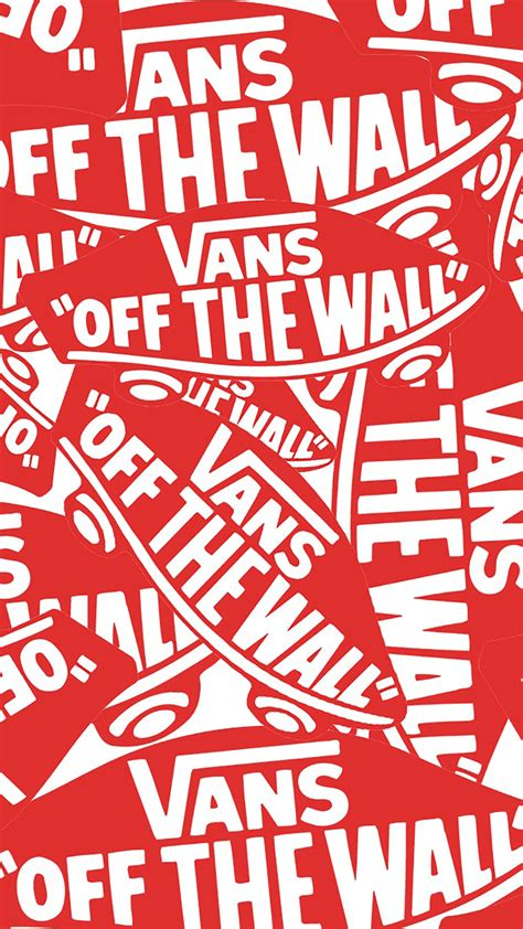 wallpaper iphone 6 vans vans logo wallpaper for iphone x 8 7 6 free download