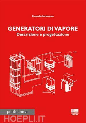 libreria maggioli generatori di vapore annaratone donatello maggioli