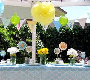 garden baby shower luncheon celebrate miss momma