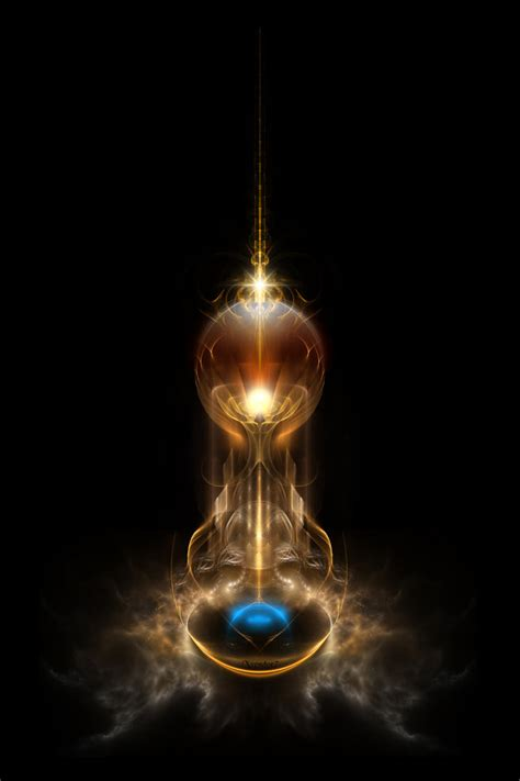 Orb Of Light by Orb Of Light Blue Pearl By Xzendor7 On Deviantart