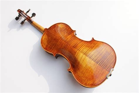 Lark Handmade - lark handmade quality decorative pattern violin 4 4 3 4