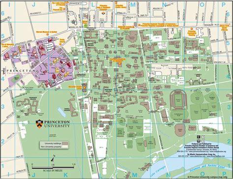 princeton map princeton map map3