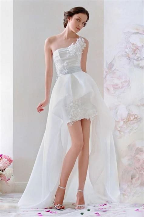 stunning 2015 short mini wedding dresses spring