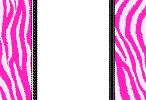 zebra print designs pink and black zebra background clipart best