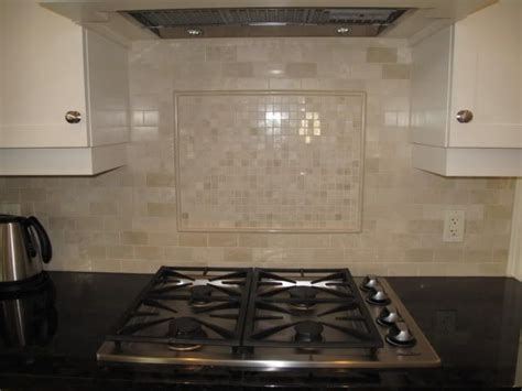 crema marfil polished marble backsplash backsplash