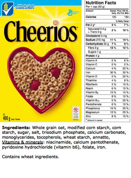 cheerios nutrition is this popular food actually healthy