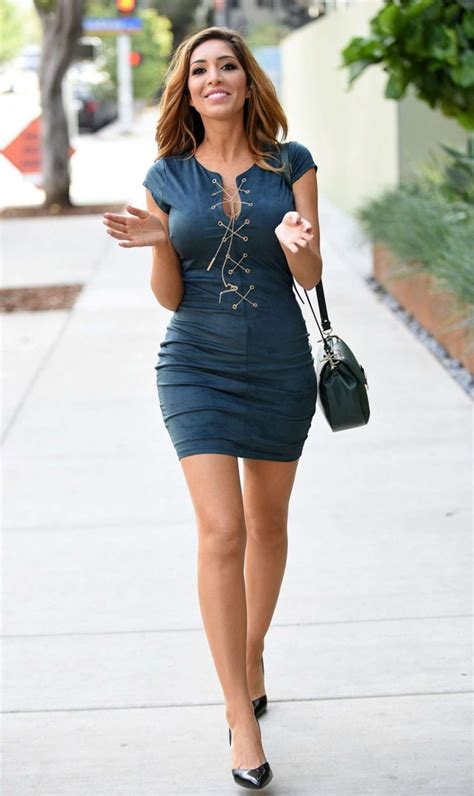 Dress Farah farrah abraham in mini dress 02 gotceleb