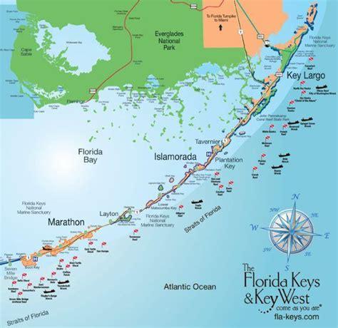 islamorada map the ultimate florida travel guide the sea