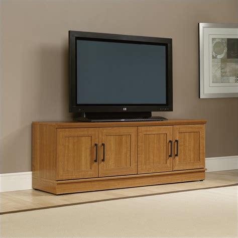 Sauder Tv Cabinet by Sauder Homeplus Tv Stand In Oak 411955