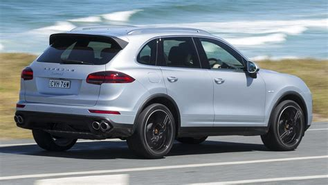 porche cayane 2016 porsche cayenne s diesel review road test carsguide
