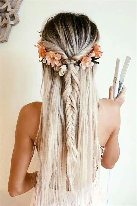 Boho Hairstyles Accessories by 55 Trendy Turning Boho Bohemian Hairstyles For All