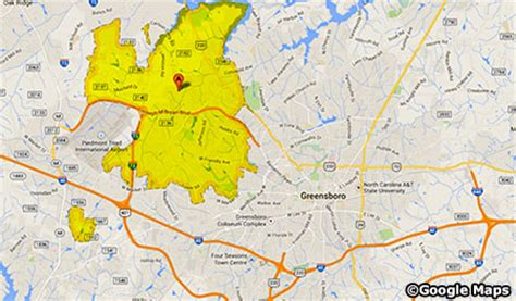 zip code map kernersville nc 27410 homes for sale the vincent group s greensboro real