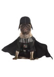 halloween mask and costumes darth vader pet costume