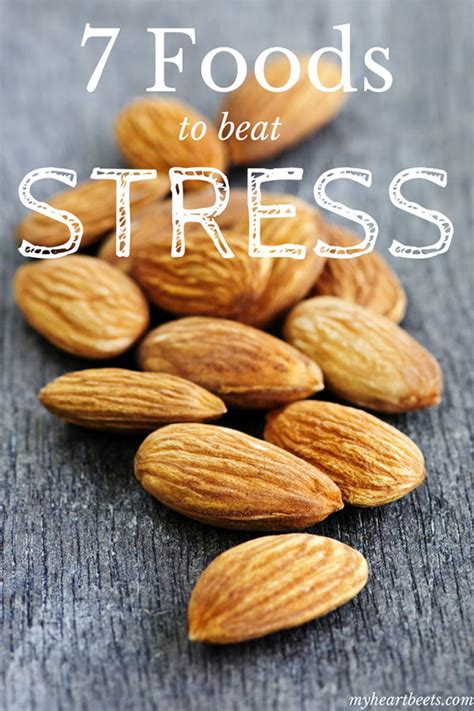 Tips To Beat Stress With Food by 7 Foods To Beat Stress My Beets