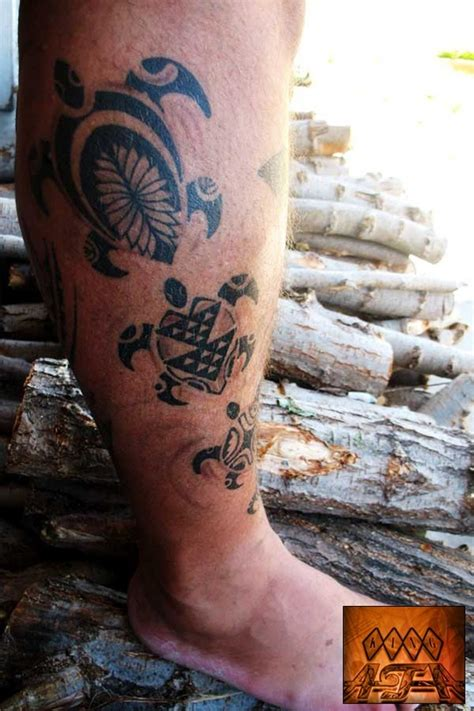 south pacific tribal tattoos 17 beste idee 235 n schildpad tatoeages op