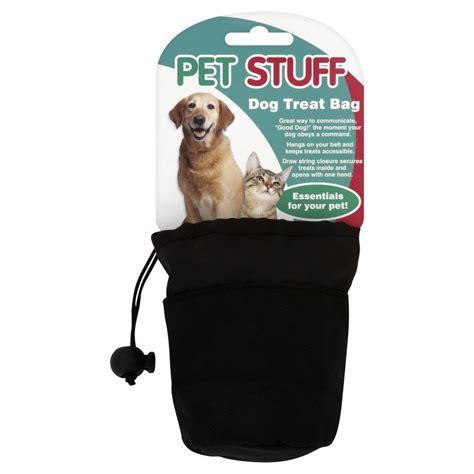puppies and stuff pet stuff treat bag