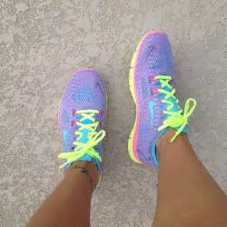 bright colored nike shoes pin by tierney on shoes running shoes
