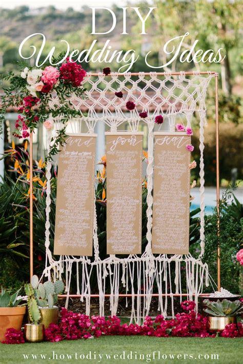 Diy Wedding Ideas by 25 Best Ideas About Diy Wedding Decorations On