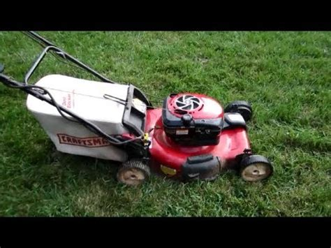 Sears Craftsman House by Sears Craftsman 22 Quot Series 650 Model 917 376241 Lawn Mower