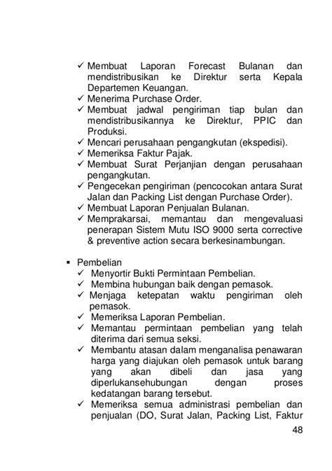 pelatihan aspects analysis description