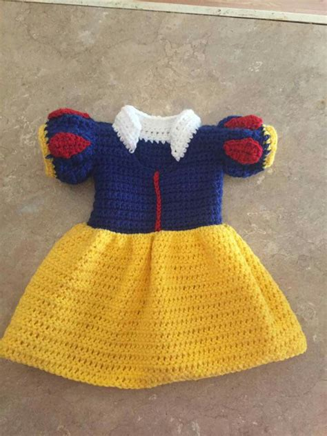 pattern for snow white dress white knitted baby dress pattern xboxpsp
