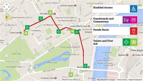 new year parade route map new year s day parade live as 2015