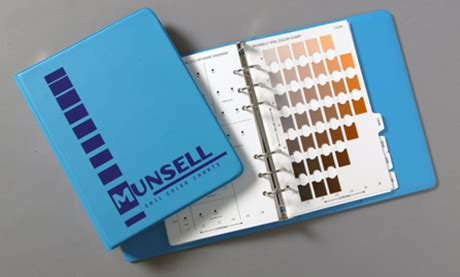 munsell color book why did the soil color book cover change munsell color
