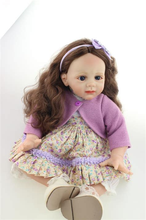 doll for sale big handmade doll for 24 quot 60cm realistic soft