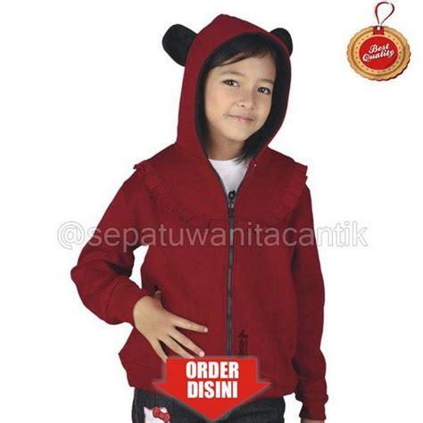 Jaket Pria Jaket Pria Murah Jaket Catenzo Rl 011 jual harga spesial jaket anak perempuan hoodie fleece marun cantik lucu branded catenzo 6 12