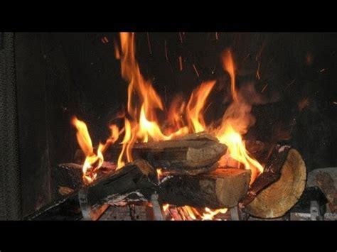 1080p Fireplace by 3 Hours Logs Burning In Fireplace In 1080p Hd