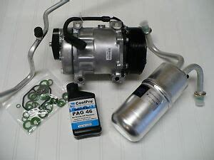 1998 1999 2000 2001 dodge ram 2500 ram 3500 5 9l diesel new a c compressor kit