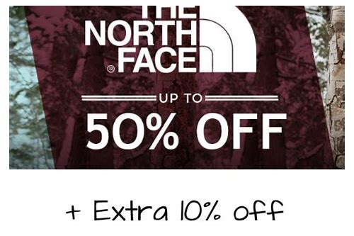 coupon north face