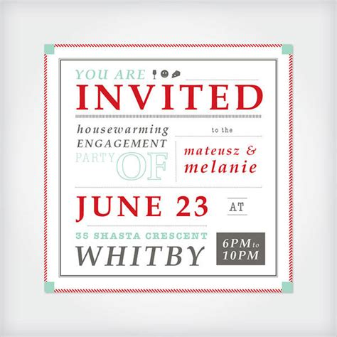 20 housewarming invitations psd vector eps ai