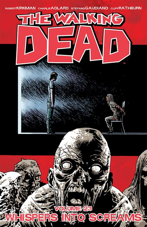 libro the walking dead volume the walking dead vol 23 no way out releases image comics