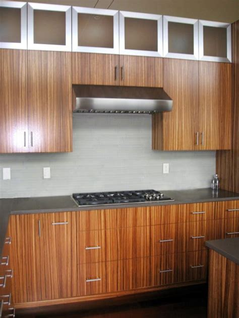 zebra wood cabinets photo page hgtv