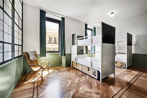 best budget accommodation rome a backpacker s guide to the best hostels in rome just a pack
