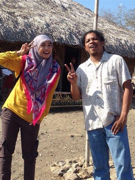 film indonesia aisyah biarkan kami bersaudara beredar foto laudya cynthia bella dan ge pamungkas di