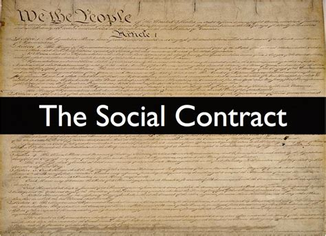 The Social Contract philosophical disquisitions the social contract tradition