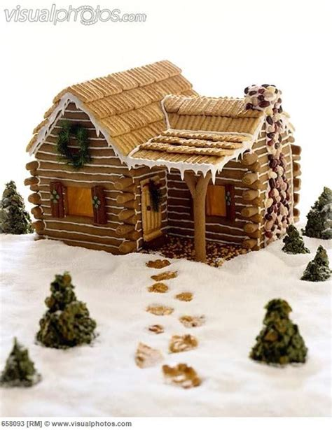 gingerbread log cabin template gingerbread log cabin gingerbread houses
