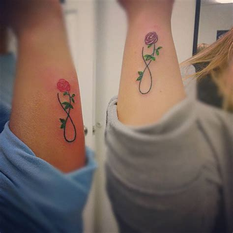 best girl tattoos 135 great best friend tattoos friendship inked in skin